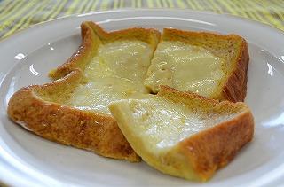 圧力調理バッグで!しっとりチーズフレンチパン